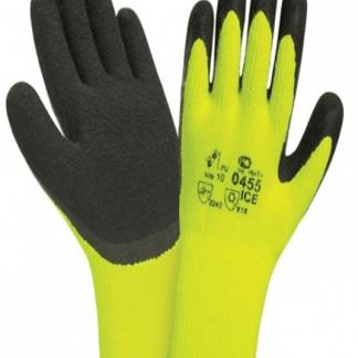 Перчатки акриловые с рельефным латексным покрытием ЛЮКС