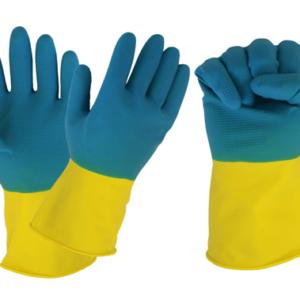 Перчатки резиновые химически стойкие